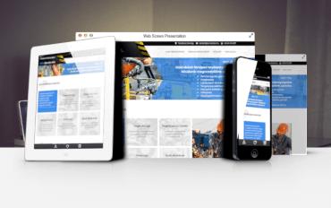 Responsive webdesign készítés